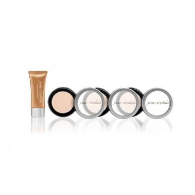 Набор мини-основ Jane Iredale PurePressed Base Mineral Foundation Warm Skin