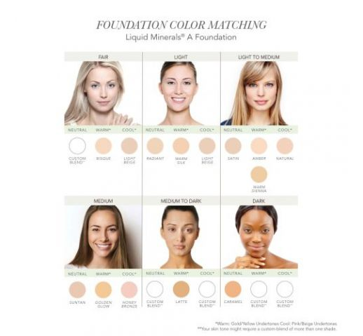 Крем-пудра Jane Iredale Liquid Minerals® Warm Silk