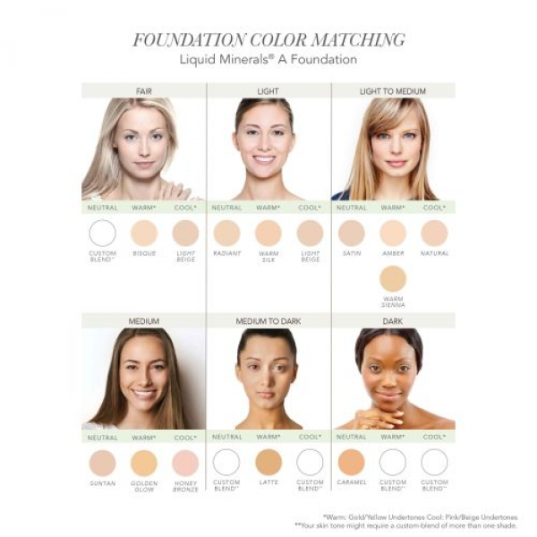 Крем-пудра Jane Iredale Liquid Minerals® Light Beige