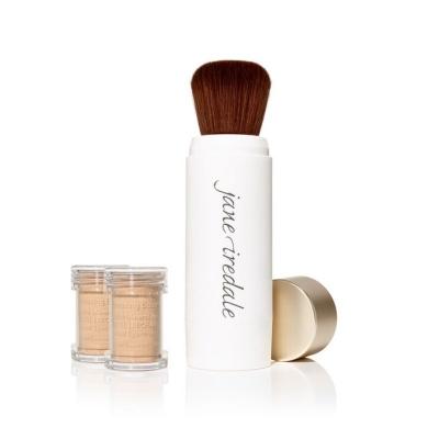 Рассыпчатая основа Jane Iredale Amazing Base® с кистью-контейнером - Honey Bronze 0