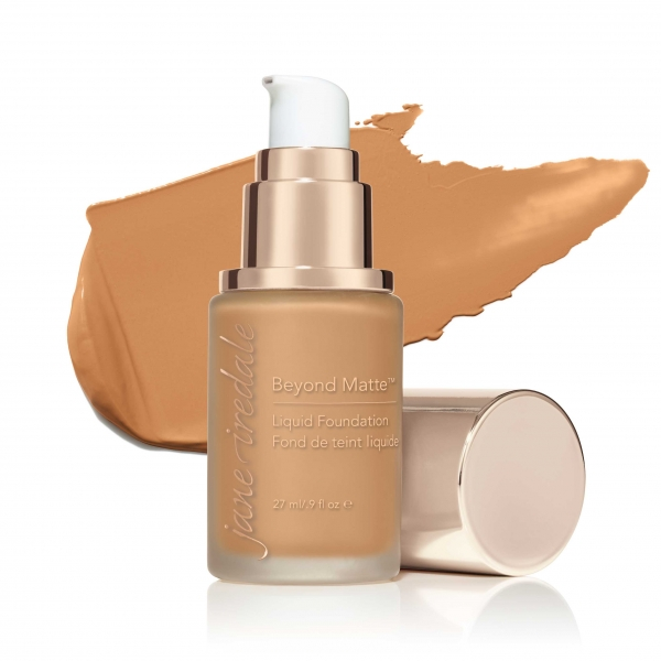 Матирующая основа Jane Iredale Beyond Matte™ Liquid Foundation M10