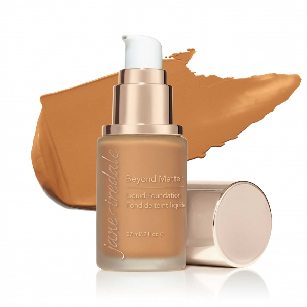 Матирующая основа Jane Iredale Beyond Matte™ Liquid Foundation M12