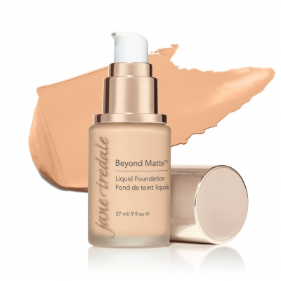 Матирующая основа Jane Iredale Beyond Matte™ Liquid Foundation M2 0