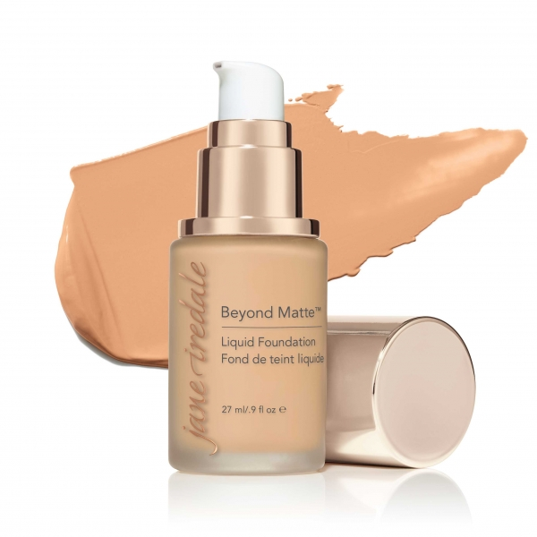 Матирующая основа Jane Iredale Beyond Matte™ Liquid Foundation M4