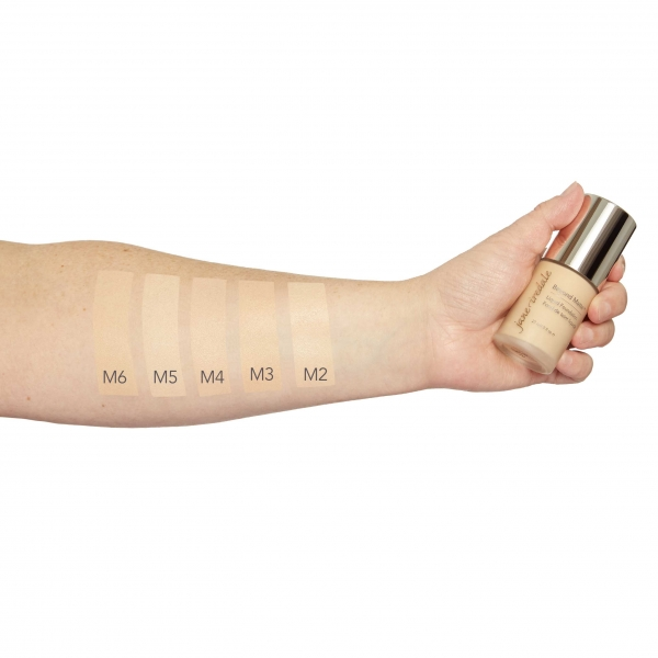 Матирующая основа Jane Iredale Beyond Matte™ Liquid Foundation M6 1