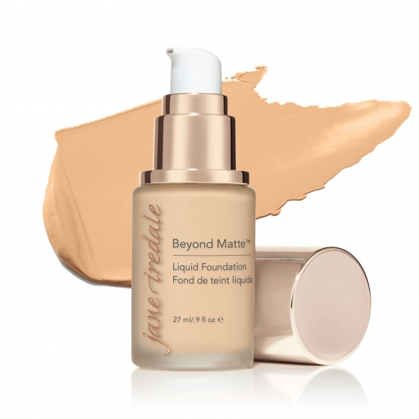 Матирующая основа Jane Iredale Beyond Matte™ Liquid Foundation M6