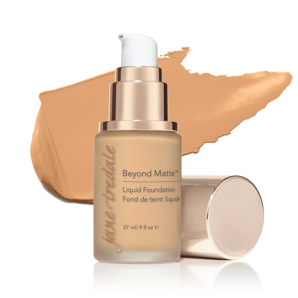 Матирующая основа Jane Iredale Beyond Matte™ Liquid Foundation M7