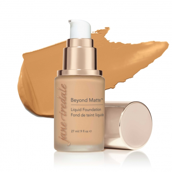 Матирующая основа Jane Iredale Beyond Matte™ Liquid Foundation M8