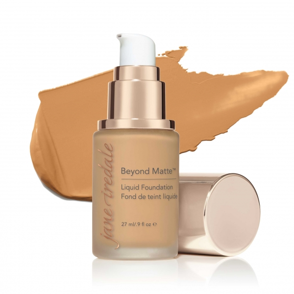 Матирующая основа Jane Iredale Beyond Matte™ Liquid Foundation M9