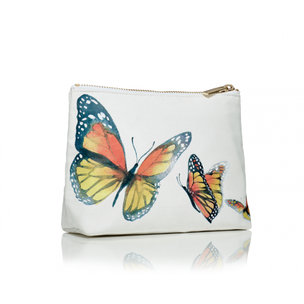 "Лимитированный выпуск: косметичка Jane Iredale Limited Edition Butterfly Bag ""Бабочка"""