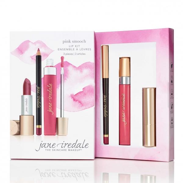 Лимитированный выпуск: Набор для губ Jane Iredale Limited Edition Lip Kit Pink Smooch