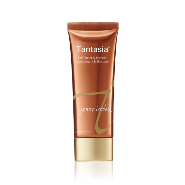 Тонирующий крем для лица и тела Jane Iredale Tantasia ® Self Tanner & Bronzer