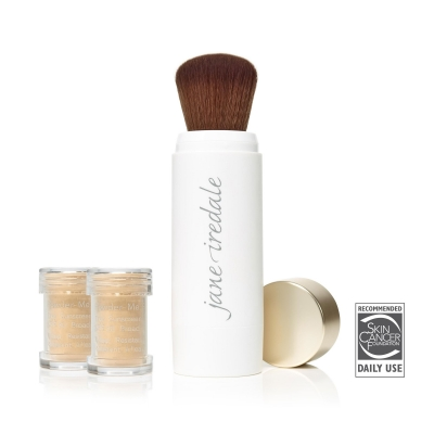 Солнцезащитная пудра Jane Iredale Powder-Me SPF 30 Dry Sunscreen Translucent 0