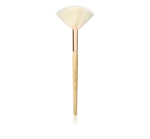 Кисть для нанесения румян Jane Iredale Blush White Fan Brush