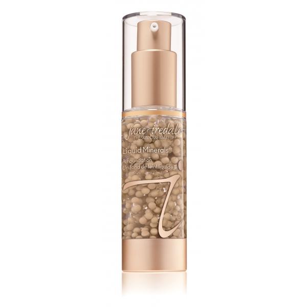 Крем-пудра Jane Iredale Liquid Minerals® Amber