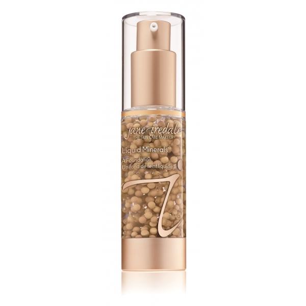 Крем-пудра Jane Iredale Liquid Minerals® Caramel