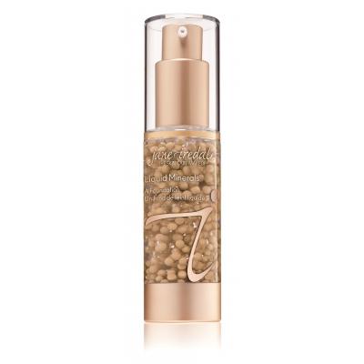 Крем-пудра Jane Iredale Liquid Minerals® Golden Glow 0