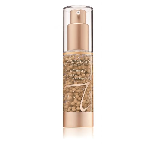 Крем-пудра Jane Iredale Liquid Minerals® Golden Glow