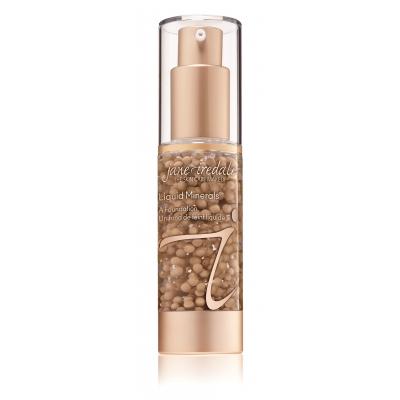 Крем-пудра Jane Iredale Liquid Minerals® Honey Bronze 0