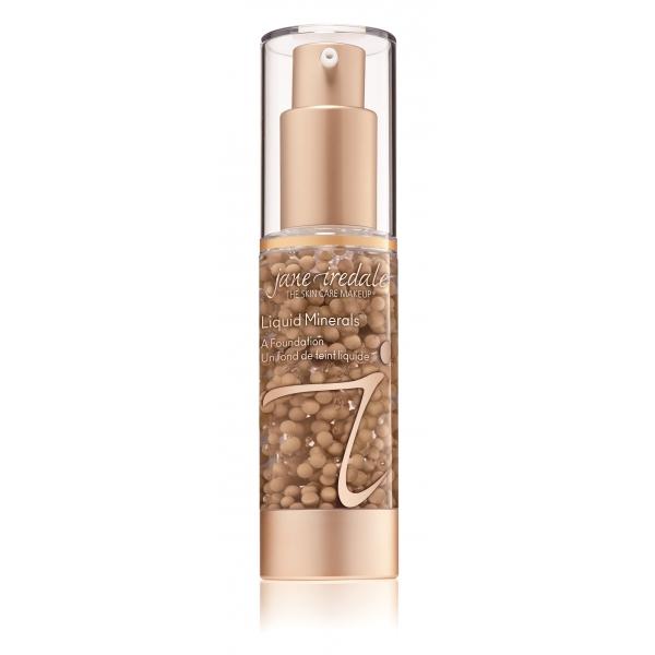 Крем-пудра Jane Iredale Liquid Minerals® Honey Bronze
