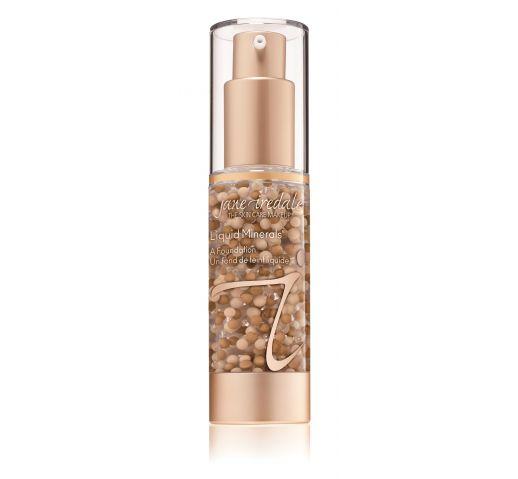 Крем-пудра Jane Iredale Liquid Minerals® Light Beige