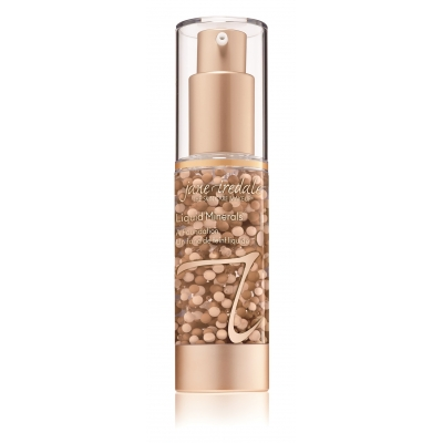Крем-пудра Jane Iredale Liquid Minerals® Natural 0