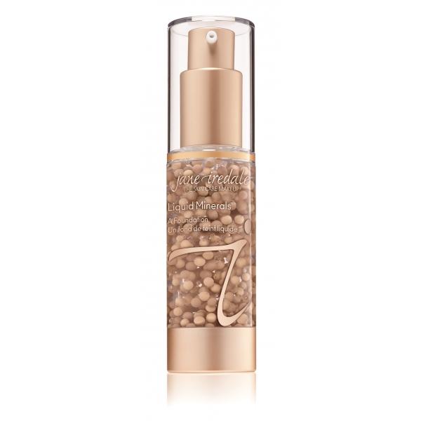 Крем-пудра Jane Iredale Liquid Minerals® Radiant