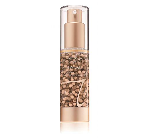 Крем-пудра Jane Iredale Liquid Minerals® Suntan