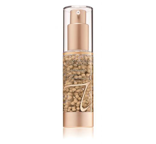 Крем-пудра Jane Iredale Liquid Minerals® Warm Sienna