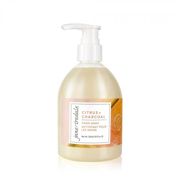 Жидкое мыло для рук Citrus + Charcoal Hand Wash