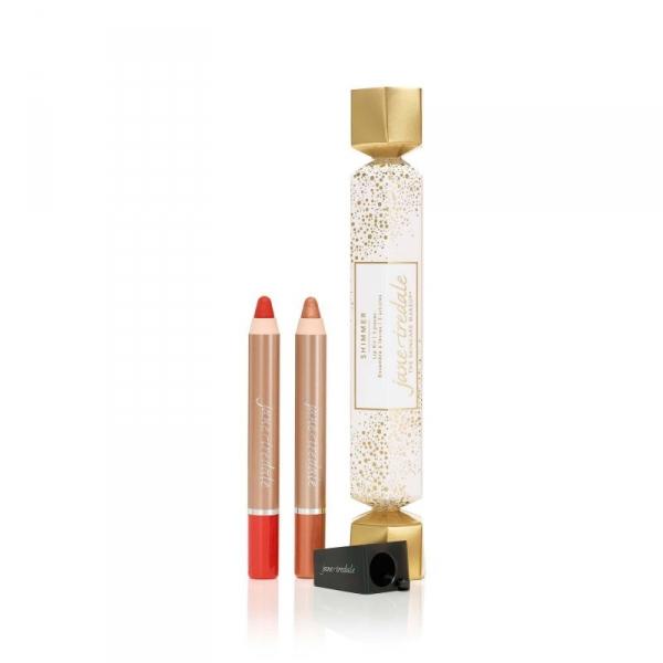 Праздничный набор Holiday Lip Kit - Shimmer