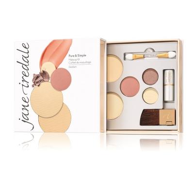 Набор круизный Pure & Simple Makeup Kit Средний тон / Medium