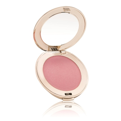 Румяна Jane Iredale PurePressed® Blush Ярко-розовый / Clearly Pink