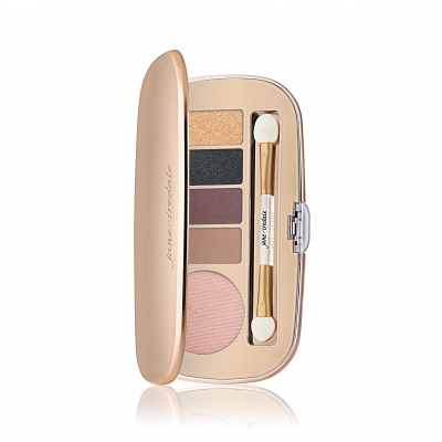 Набор теней Jane Iredale Eye Shadow Kit Smoke Gets in Your Eyes 0