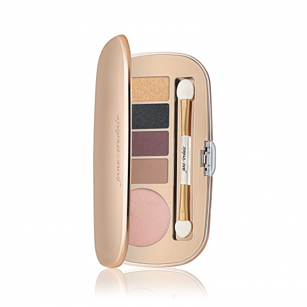 Набор теней Jane Iredale Eye Shadow Kit Smoke Gets in Your Eyes