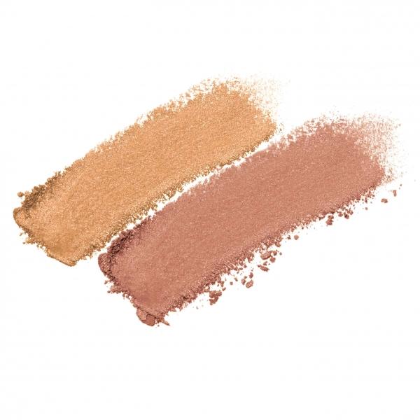 Двойные тени для век Jane Iredale PurePressed® Eye Shadow Duo Golden / Peach 1
