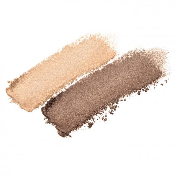 Двойные тени для век Jane Iredale PurePressed® Eye Shadow Duo Sunlit / Jewel  1