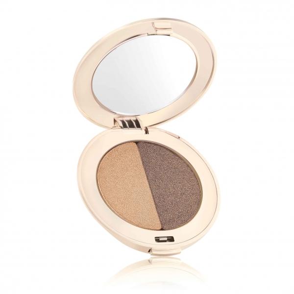 Двойные тени для век Jane Iredale PurePressed® Eye Shadow Duo Sunlit / Jewel
