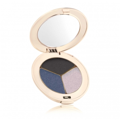 Тройные тени Jane Iredale PurePressed® Eye Shadow Triple Blue Hour 0