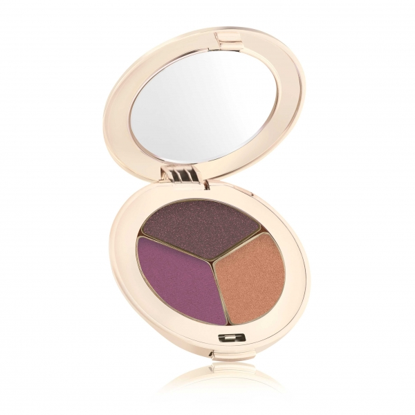 Тройные тени Jane Iredale PurePressed® Eye Shadow Triple Ravishing