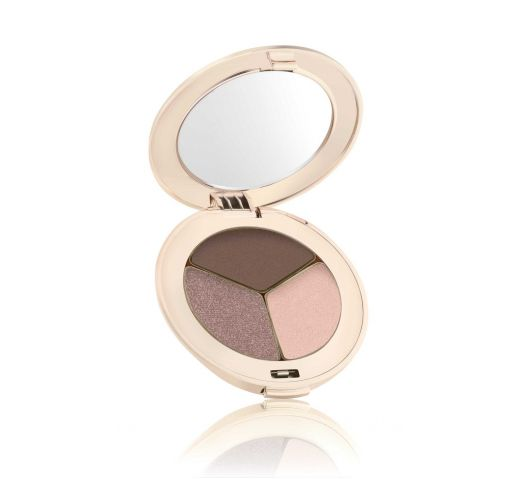 Тройные тени Jane Iredale PurePressed® Eye Shadow Triple Brown Sugar