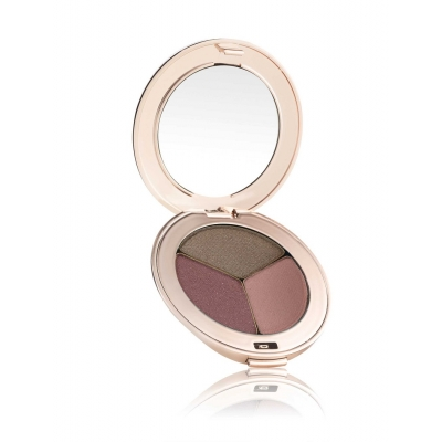 Тройные тени Jane Iredale PurePressed® Eye Shadow Triple Soft Kiss